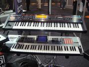 Brand new Korg M3 73 73-key Workstation/Sampler