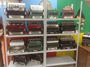 Баяны,  аккордеоны,  гармони (видио)