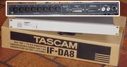 Продам TASCAM IF-DA8 цифро-аналоговый преобразователь TDIFЦена 15000р
