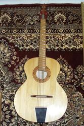 продам эстрадную гитару ручной работы